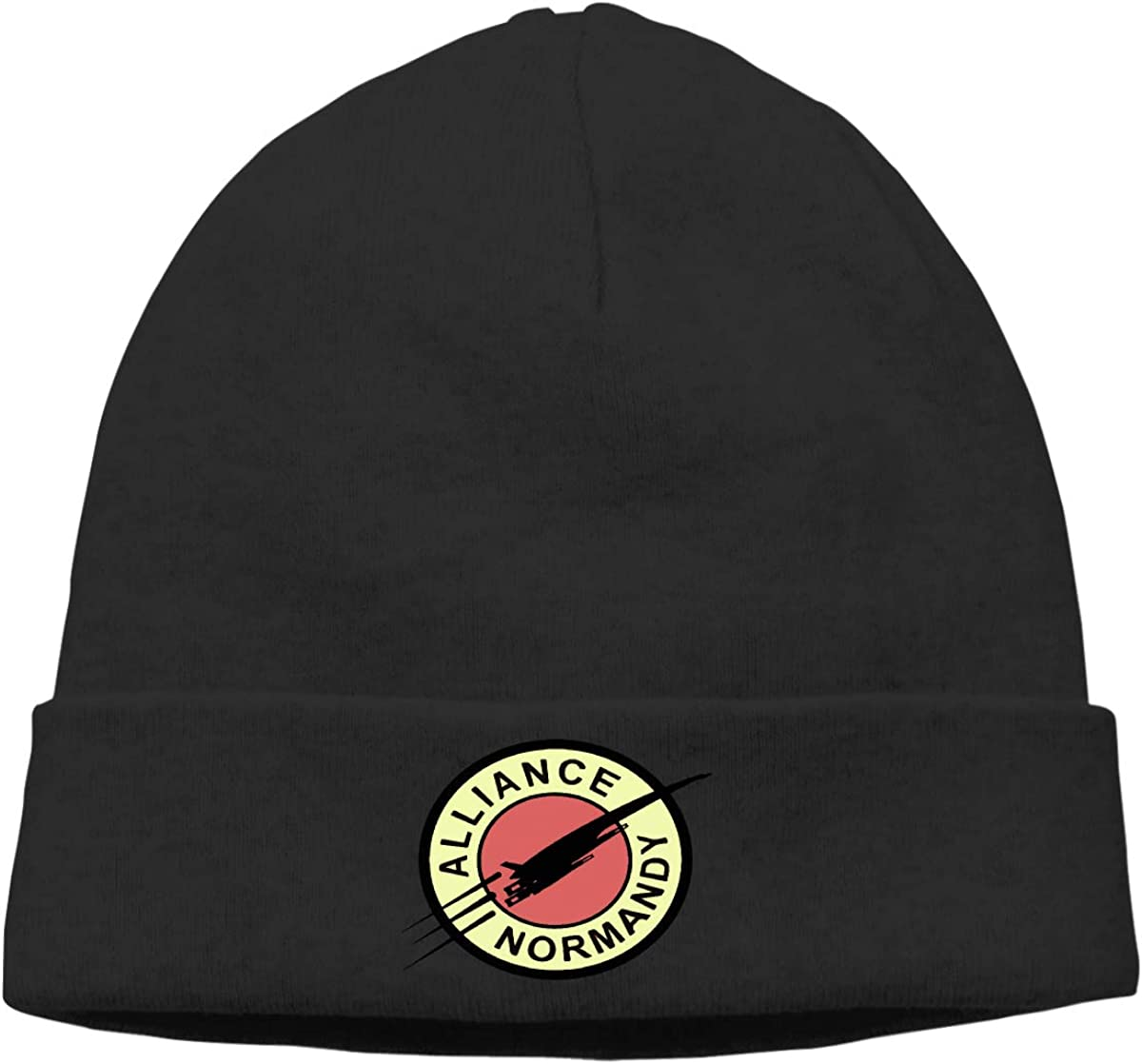 BBlooobow Mens/&Womens Alliance Normandy Soft Knit Hats