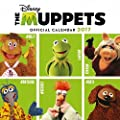 Muppets Poster Calendar - Official Calendar 2017 (12 x 12 inches)