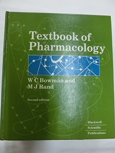 Textbook of Pharmacology