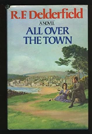 book cover of All Over the Town