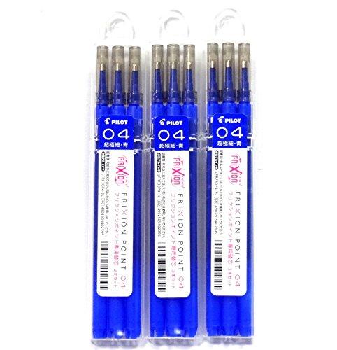 FriXion Erasable Refill LFRF30P4 3L Refills