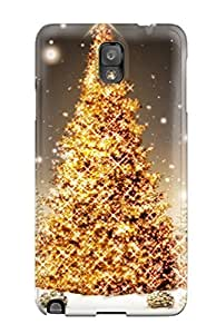 NouiuQF8770NMBFv Tpu Phone Case With Fashionable Look For Galaxy Note 3 - Hd 3d Abstract Christmass 1080p Widescreen