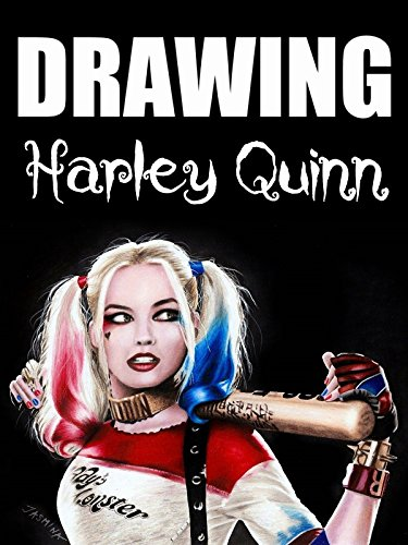 Drawing Harley Quinn -