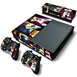 xbox football 2015 - MKTRADE® 2015/2016 Soccer Teams Decal Skins for Microsoft Xbox One Console Controller Kinect,El Classico