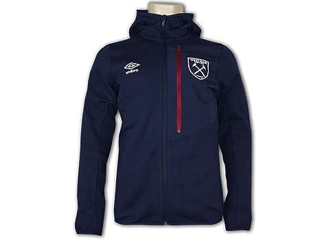 Umbro West Ham United WUFC - Chaqueta con Capucha: Amazon.es ...