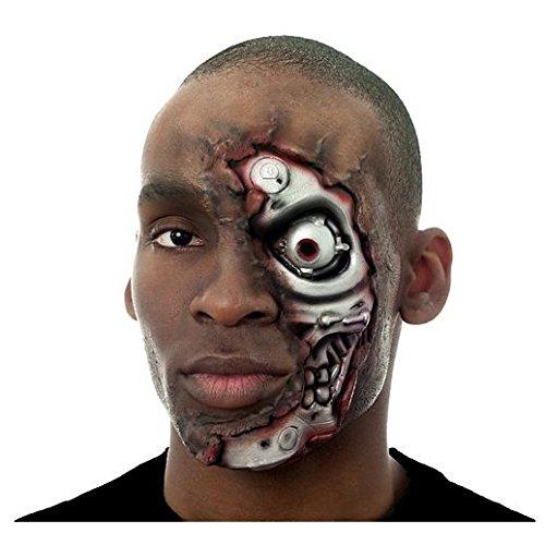 Fancy Face Paint Color Halloween Terminal Latex Appliance -