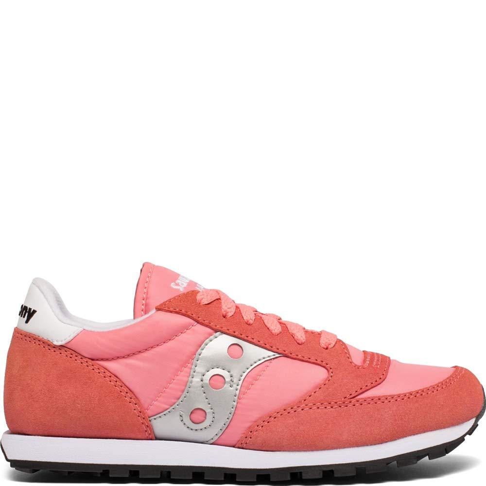 size 40 cc7e0 05694 Saucony Originals Women's Jazz Vintage Running Shoe, Cement/tan