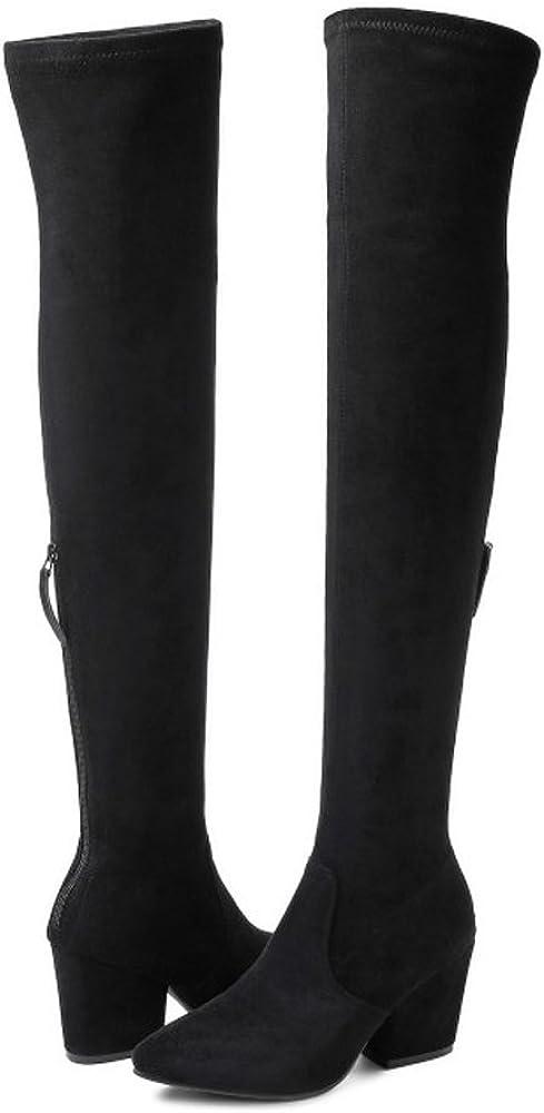 N.N.G Women Boots Winter Over Knee Long