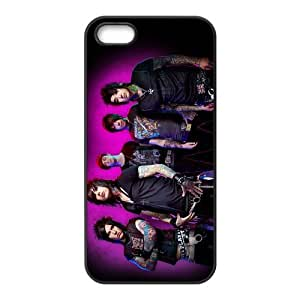 Customize Your Apple Phone Case Falling In Reverse Suitable for iphone5 5S JN5S-2158 by lolosakes