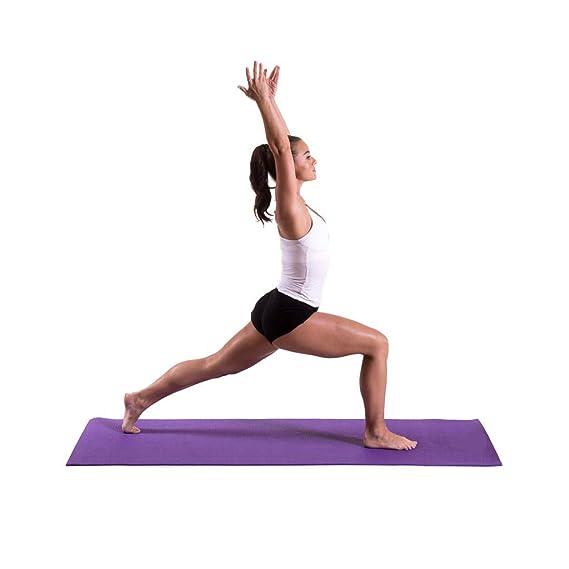 Amazon.com : ZYFWBDZ Non-Slip Yoga Mat Environmental ...