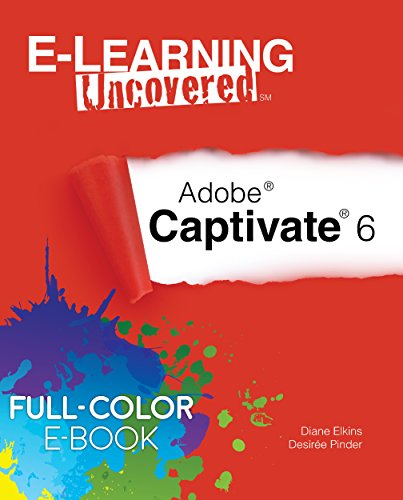 Fast track to adobe captivate 6 video tutorial course elearning.