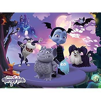 Amazon.com: Vampirina - Pancarta para fotografía de ...