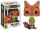 Funko Nick Wilde POP Disney: Zootopia Figure