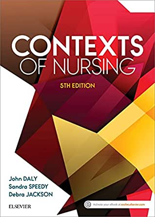 contexts of nursing 5th edition pdf
