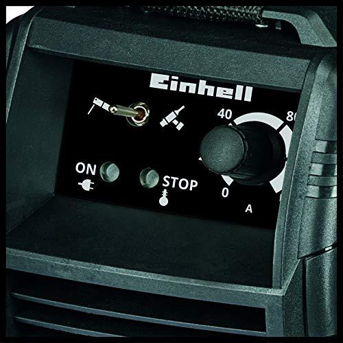 Einhell TC-IW 150 - Soldador con tecnología Inverter (240 V ...
