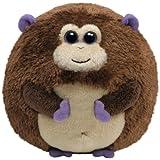 Ty Beanie Ballz Bananas The Monkey (Large)