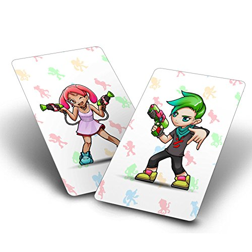 Card For Splatoon 2 Nintendo Switch  11Pcs Game Cards For Wii U Amiibo