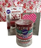 Lueby Loos Valentine Cupcake Decorating Bundle -- 5 items