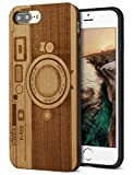 Best Wood Cases For Apple IPhones - iPhone 8 Plus Case,iPhone 7 Plus Case Review