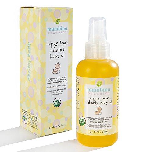 Organic Baby Massage Oil - 9