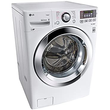 LG WM3670HWA 4.5 Cu. Ft. 12-Cycle Front Load Washer