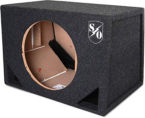 Sound Ordnance BB12-200V Single 12″ Vented Box 1.83 cu.ft