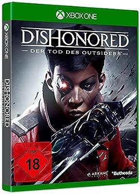 Dishonored: Der Tod des Outsiders - Xbox One [Importación alemana]: Amazon.es: Videojuegos