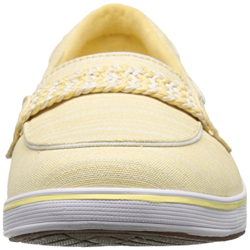 Grasshoppers Damen Windham Slip-On Flat Gelb