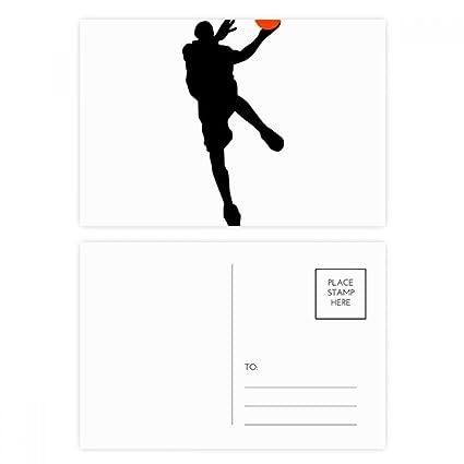 DIYthinker Deporte de salto del jugador de baloncesto ...