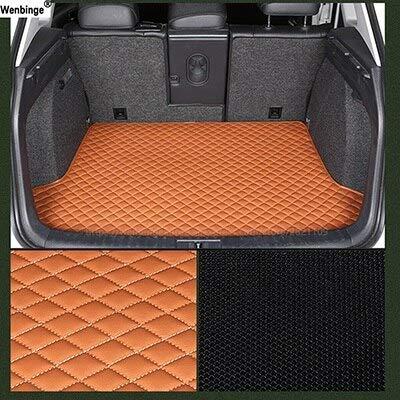 Tailored Boot Liner Tray For Kia Sportage K1K2K3K4K5QL Car Rear Trunk Cargo Mat Floor Sheet Carpet Mud Protective Pad