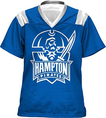 ProSphere Hampton University Women's Football Jersey (Goal Line) FD211 (X-Large)
