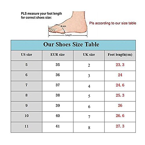 9 Color Damen Sneaker Showudesigns Showudesigns Sneaker Color 9 Damen 66Exw4qB