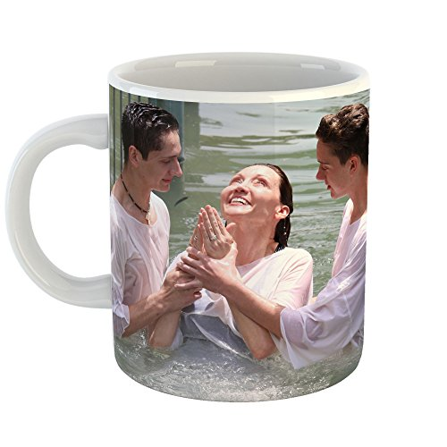 Westlake Art - Water Vacation - 11oz Coffee Cup Mug - Modern Picture Photography Artwork Home Office Birthday Gift - 11 Ounce ()