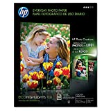 Hewlett Packard (HP) Q8723A Glossy Everyday Photo Paper (8.5'' x 11'')