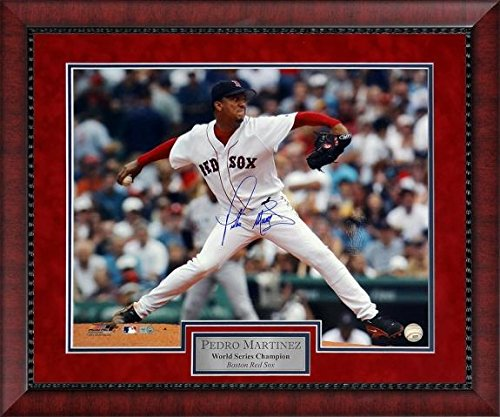 Pedro Martinez Autographed Photo Framed  - Photograph Featuring Mlb Player Shopping Results