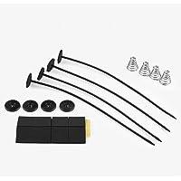 fsttm88 Kit de Montaje de Ventilador para Coche
