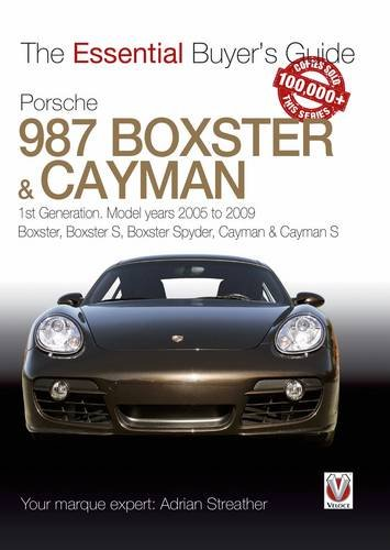 Porsche 987 boxster cayman 1st generation model years 2005 to porsche 987 boxster cayman 1st generation model years 2005 to 2009 boxster boxster s boxster spyder cayman cayman s the essential buyers guide fandeluxe Image collections