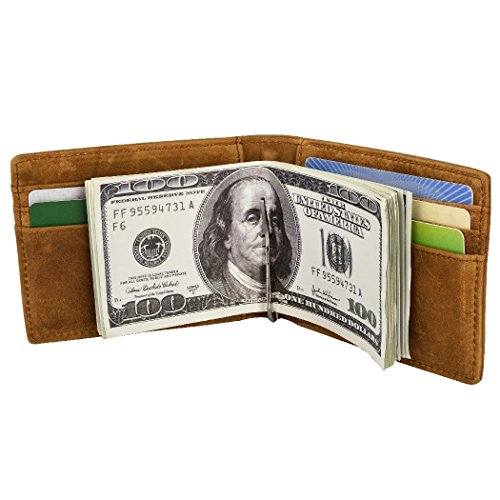 #RankBoosterReview iYang Leather mens wallets with money clip and credit card holder