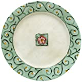 "Corelle Impressions Watercolors 8-1/2"" Luncheon Plate (Set of 4)"