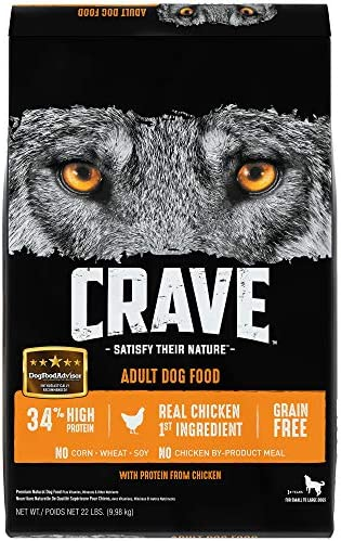 Crave Grain Protein Chicken Adult product image
