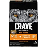 Crave Grain Free With Protein From Chicken Dry...