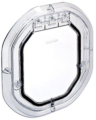Dogwalk Glass Fitting Dog Door Slimline (Slimline Door)