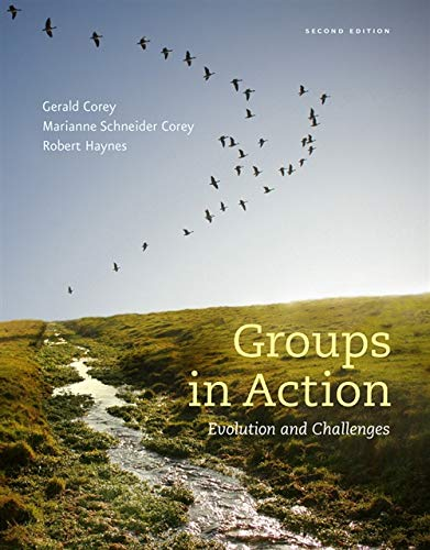 Groups in Action: Evolution and Challenges (with Workbook, CourseMate with DVD, 1 term (6 months) Printed Access Card) (HSE 112 Group Process I) from Brooks / Cole