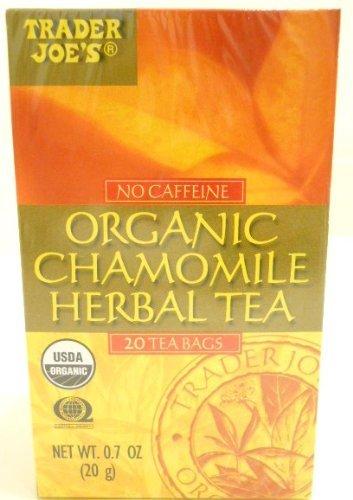 Trader Joe's Organic Chamomile Herbal Tea - 2 Pack