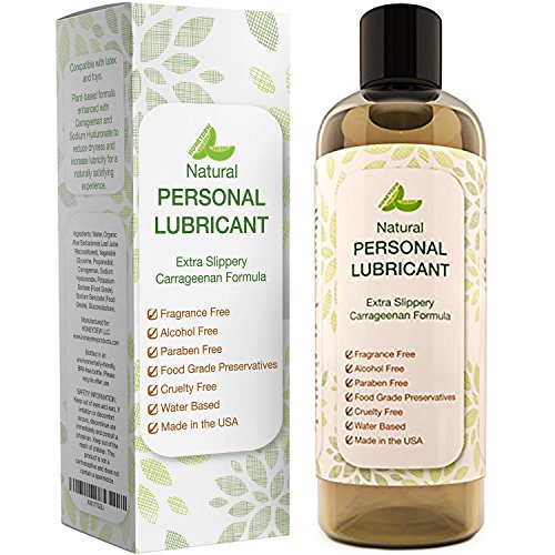 Natural Water Based Lube Moisturizer product image