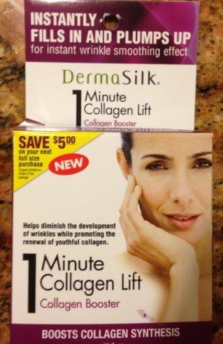 Dermasilk 1 minute collagen Lift Collagen Booster 0.25flOz by DermaSilk