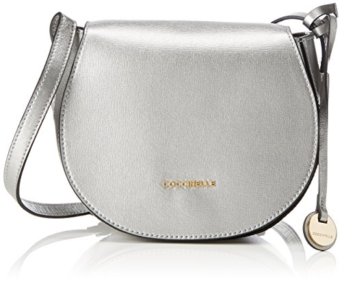Silver Borse tracolla Argento Donna Coccinelle Clementine Coccinelle a Clementine pSpgx8w