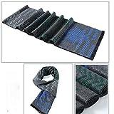 Men's Fahison Vinatage Printed Oblong Scarf Wraps 180Cm32Cm