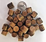 Teak Tapered Wood Plugs (3/8 x 30 Pieces)