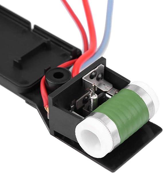 Soplador Motor Resistencia Ventilador Calentador Radiador Resstor 17117541092R